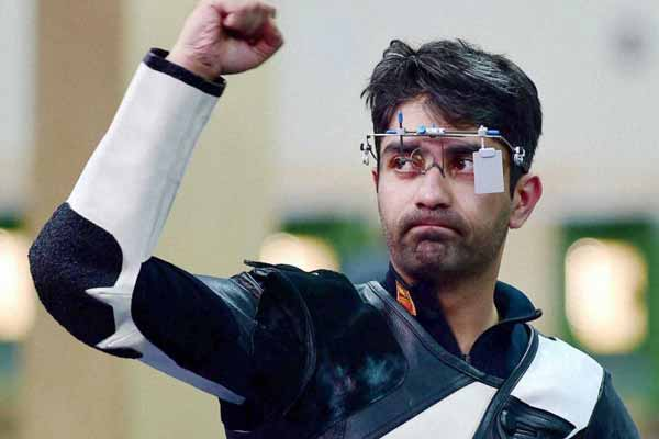 Shooting Asian Championships: Brilliant Bindra nails gold on day one