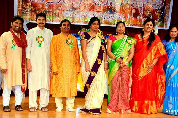 Tri-States Telugu Association Celebrated Dussehra and Deepavali in Chicago, with Fervor and Enthusiasm