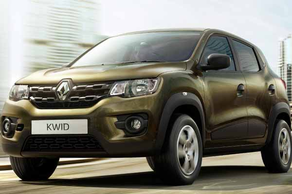 Renault India to begin Kwid's delivery by mid-October