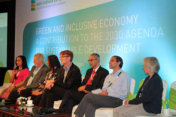 Indo-German Expert Group holds major dialogue on Green and Inclusive Economy