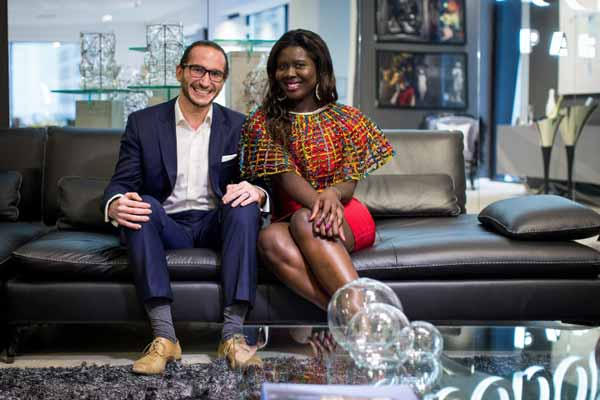 Roche Bobois and African Fashion fund host African Fashion and Philanthropy event