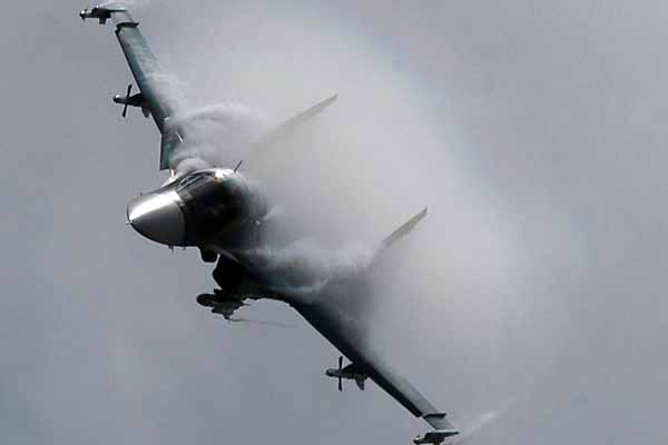 Russian Air support aiding Syria regime advance
