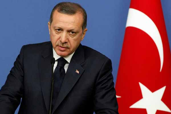 EU `biased and prejudiced` towards Turkey after coup bid: Erdogan