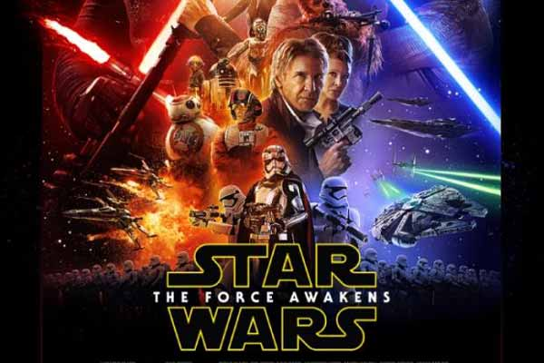 Star Wars: The Force Awakens; brand new poster out!