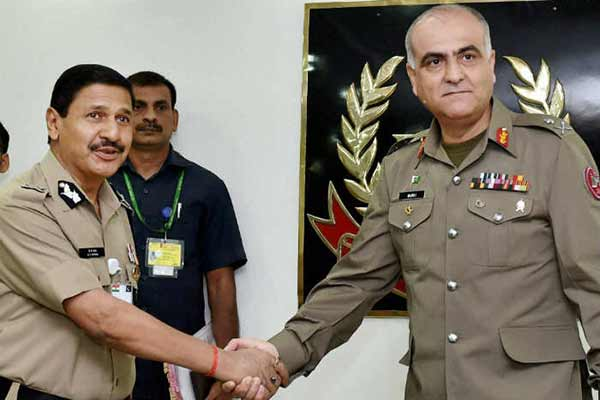 BSF - Pakistan Rangers to hold bi-annual DG-level talks in Lahore