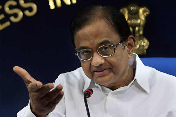 Chidambaram takes a dig at Modi on FDI; asks to recall his tweets