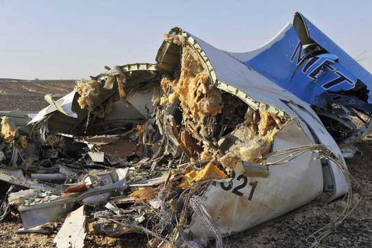 Russian airliner crash: IS group in Egypt claims hand behind downing; Kremlin denies