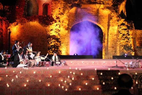 Sufi festival in Delhi: Pakistani, Indian artists engrossed