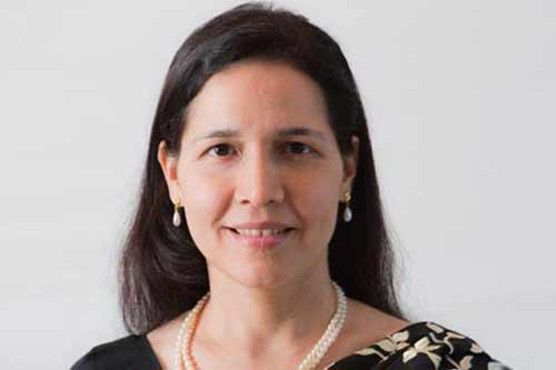 Zarin Daruwala appointed CEO of Standard Chartered Bank, India