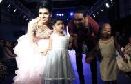 Celebs walked the ramp to support Access Life NGO who looks after treatment of kids at Sofitel Hotel