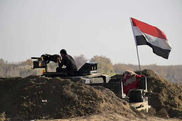 Iraq army command declares Ramadi fully `liberated`