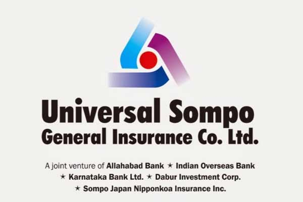 Universal Sompo GIC Ltd. to provide 'Cashless Service' to its motor customers affected by Chennai floods