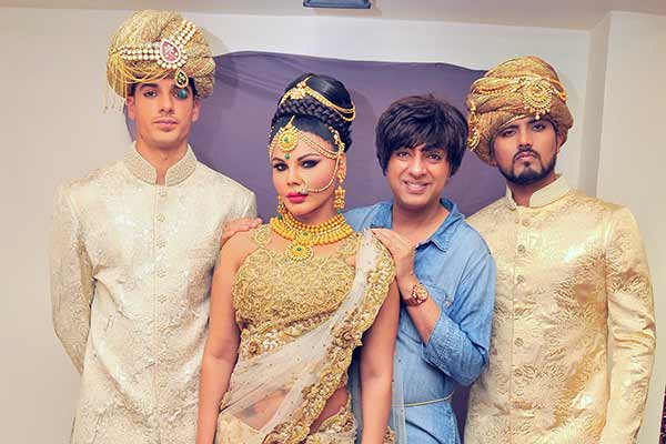 This Republic Day Designer Rohit Verma Launched His New Collection Nrinews24x7