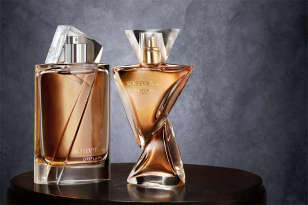 Experience the Flavour of Love with Oriflame's So Fever Him and So Fever Her Perfume