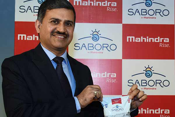 Mahindra Agri Business Forays into Dairy Business with 'Saboro'