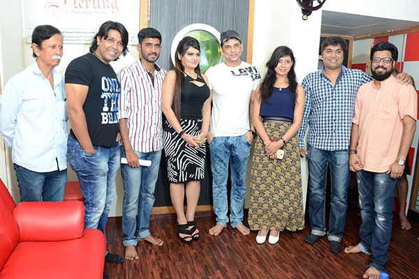 Md Irfan impressed with romantic song from Sudip Pandey's movie V for Victor