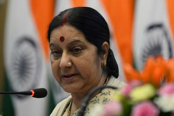 Swaraj on Indo-Pak ties; Terror and talks can't go together