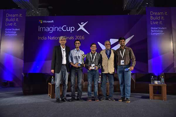 Microsoft Announces India Winners of the 14th edition of Imagine Cup