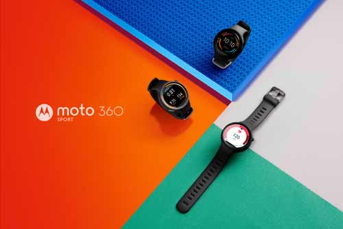 All New Moto 360 Sport: Your perfect workout partner is here!