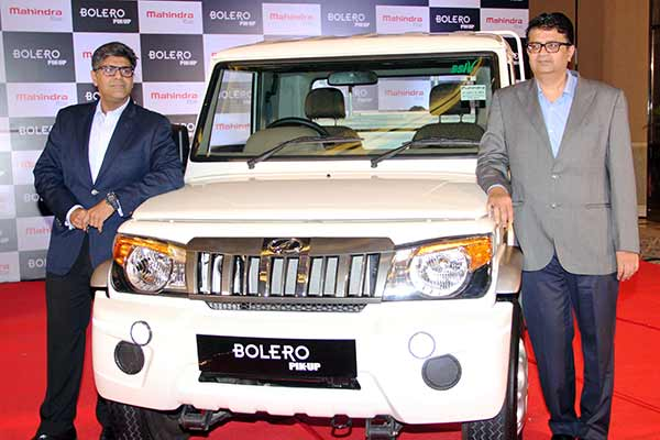 Mahindra launches the all new Big Bolero Pik-up, its Supreme Workhorse