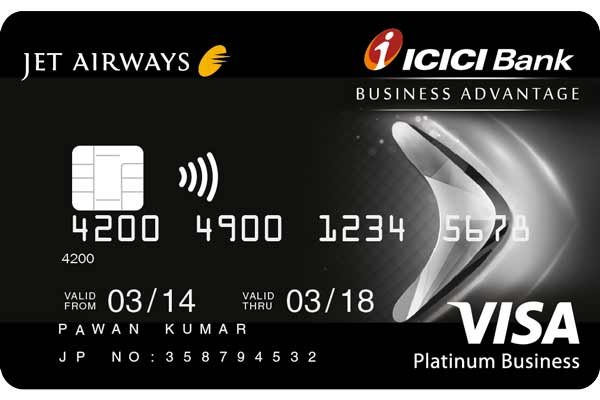 ICICI Bank launches contactless credit card with Jet Airways for SMEs
