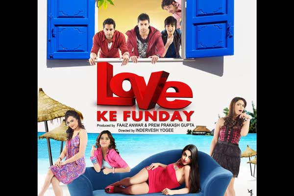 Hindi Feature film 'Love Ke Funday' Due on 15th July