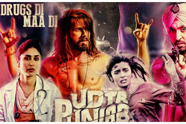 'Udta Punjab' set to release on Friday over coming all hurdle