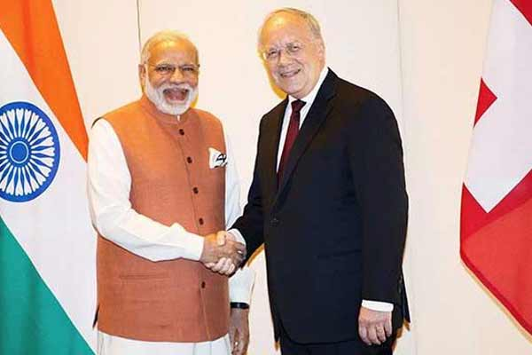 Switzerland promises deeper cooperation, to send top official to India for unearthing black money