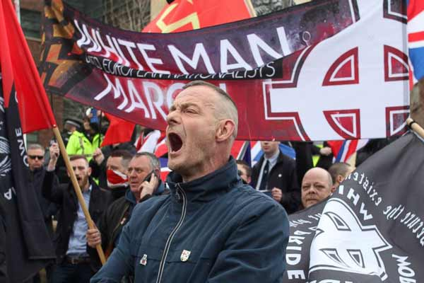 6,200 hate crimes reported in month after Brexit vote: UK police