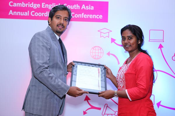"""Cambridge English conducted a workshop on """"Creative ways to use Technology in Classrooms"""" for Language Teachers in Chennai"""