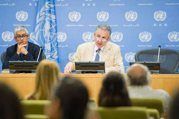 Top UN counter-terrorism official urges cohesive response to 'persistent' threat of terrorism