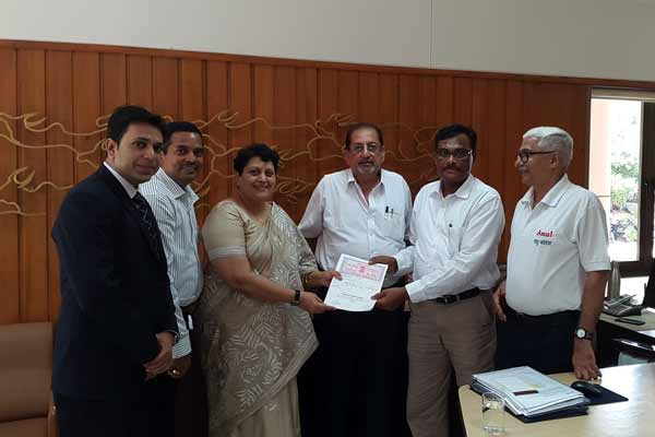 Amul, India's No. 1 Milk Producer, to set up  their Ice Cream Manufacturing facility at  Khed City, Pune