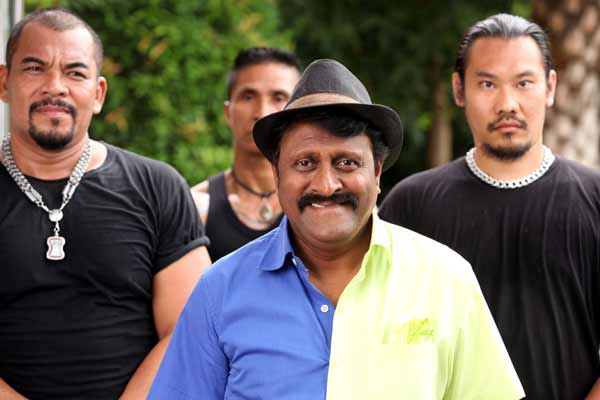 Vijay Patkar will be seen in double role in Yea Toh Two Much Ho Gayaa releasing 2nd September