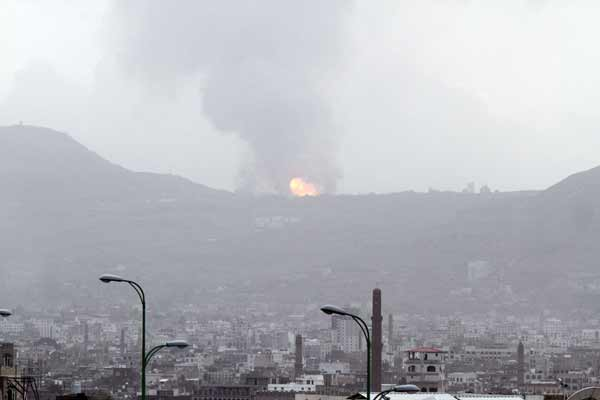 Yemen: Ban again calls for end to hostilities as ground fighting, airstrikes escalate