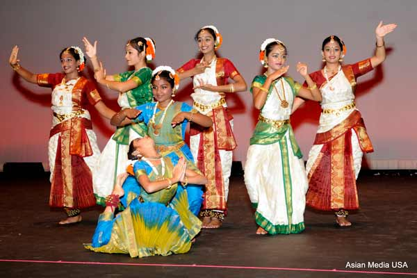 Breathtaking dance performed at AIA Group Dance competition