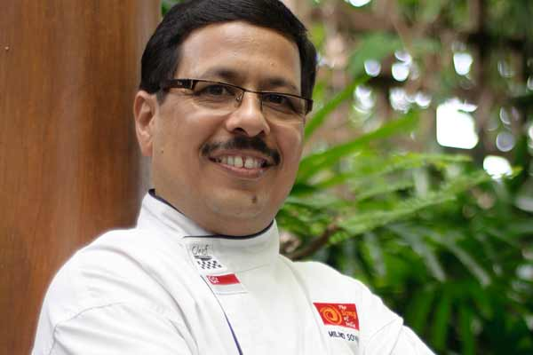 The chef who brought Michelin Star to Indian cuisine