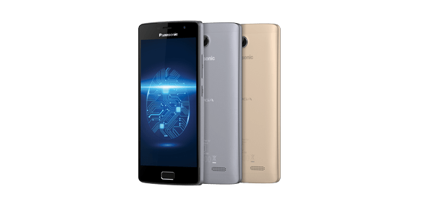 Panasonic launches new 4G VoLTE smartphone Eluga Tapp with Front Fingerprint Scanner