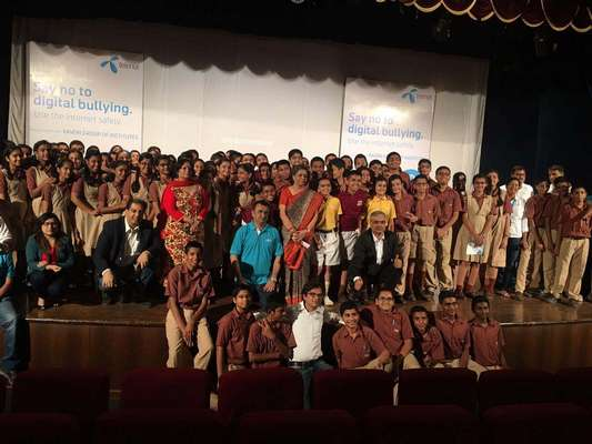 Telenor conducts Safe Internet Worshop for students in Pune