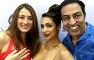 Vindu Dara Singh & his wife Dina ready to add Grandeur and Beauty to every girl's nails