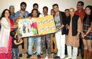 Flim Yeh Hai Lollipop 1st look and audio launch at Andheri.