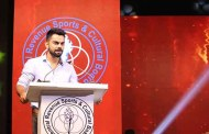 CLOSING CEREMONY OF CRSCB ALL INDIA CENTRAL REVENUE SPORTS MEET 2016-17 & FOUNDER'S DAY, 2017