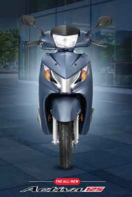 Honda launches NEW Activa 125 - India's No. 1 selling 125cc scooter