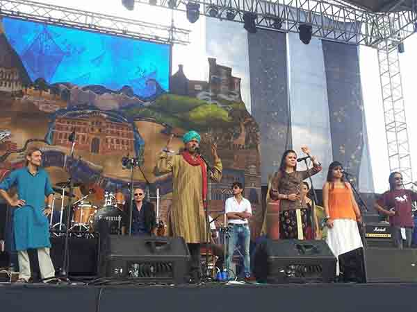 Kabir Cafe and Maatibani to perform at Bhimthadi Jatra which commences from March 2, 2017!