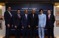 """SHANGRI-LA AND TAJ HOTELS PALACES RESORTS SAFARIS ARE FIRST IN INDUSTRY WITH """"WARMER WELCOMES"""""""