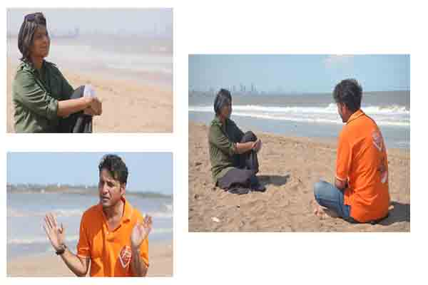 Catch Afroz Shah, the man who has spent over 85 weeks cleaning up Versova beach in Mumbai, this Week on Off Centre