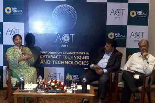 """Win Vision Eye Hospital hosts Symposium on """"Cataract Techniques and Technologies"""""""