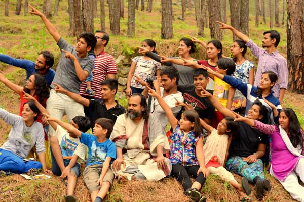 Life-Skills Camp for Kids and Parents organised by Anubodh Foundation