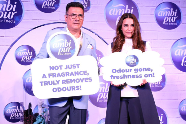 Are We Nose-blind? Boman Irani Engages in A Candid Conversation With Neha Dhupia!