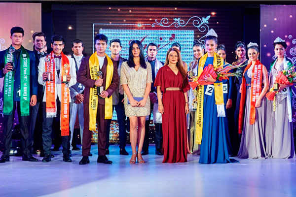 When the Mr & Miss Citadel Pune 2017 Pageant Rocked the City