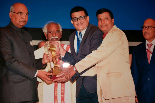 Tata Steel's mines & collieries bags four National Safety Awards